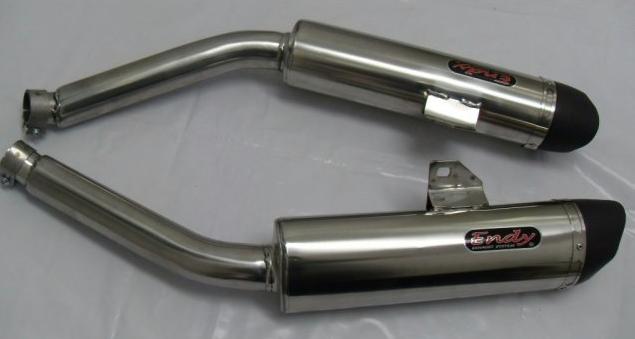 Endy XR3 Auspuff Yamaha XJ 600 Diversion 92 00