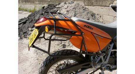 Kofferträgersystem Ktm Lc4 640 Adventure 98 07 Metal Mule